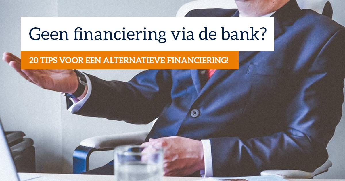 alternatieve financiering